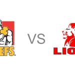 Chiefs Vs Lions (38-8)