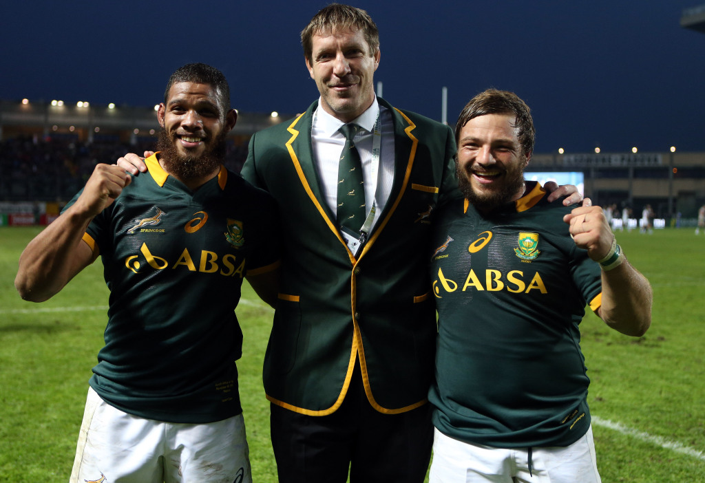 2014 Castle Lager Outgoing Tour: Italy v South Africa