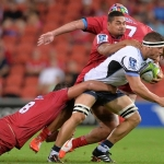 Reds bounce back against Force