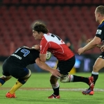 Lions chop and change for Sharks