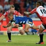 De Jongh, Malherbe to captain Stormers