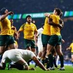 Australia send England crashing out of RWC