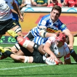 Golden Lions see off WP to win Currie Cup