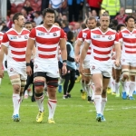 Lapasset wants Japan to join Rugby Championship