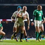 England stay on track with Ireland win