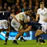 England win to lift Calcutta Cup