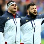 France change five for Wales