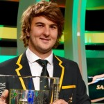 De Jager named SA Player of the Year
