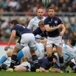 Scotland get job done in Italy