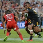 Chiefs see off Crusaders in Christchurch