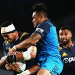 Blues stun defending champions