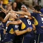 Brumbies blow away Hurricanes