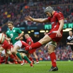 Wales mix it up for Ireland