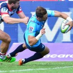 Bulls thump Rebels at Loftus