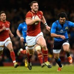 Nine-try Wales dispatch Italy