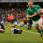 Ireland end Six Nations on a high