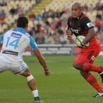 Crusaders put away the Blues